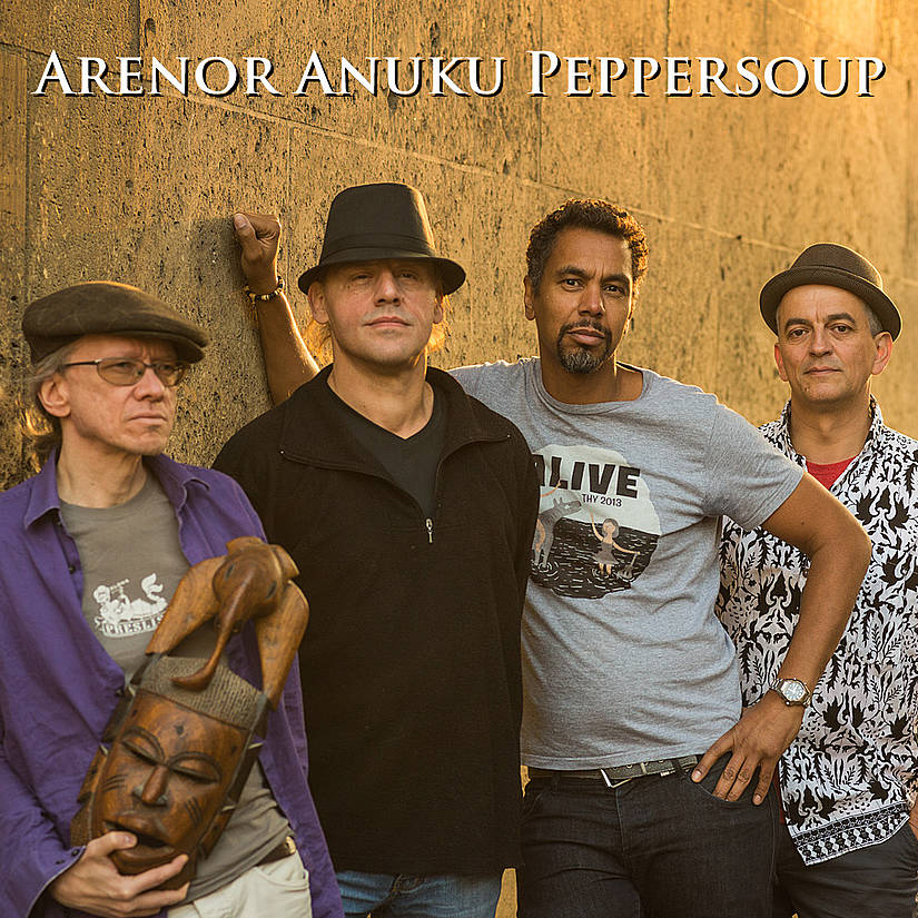 Arenor Anuku , Peppersoup , ep , pepper soup , Arne P. Neumann , Arne Paul Neumann, afrobeat , world , african , african music , highlife , downloads , extended play , Arne Neumann , Berlin